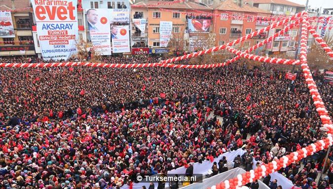 Erdoğan over ja-nee-oorlog Luister naar Mehmet en Fatma in plaats van George en Hans11