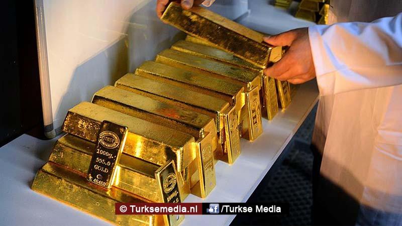 Goudexport Turkije stijgt verdient tientallen miljarden dollar