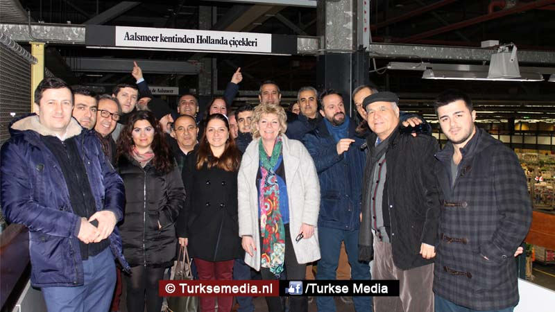 Nederlandse trots FloraHolland erg positief over Turkije 'We complementeren elkaar'