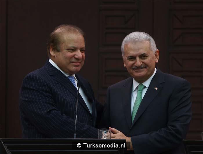 Pakistaanse premier spreek zeer lovende woorden over Turkije4