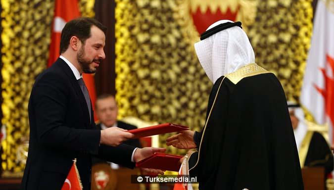Turkije en Bahrein tekenen meerdere verdragen 'Moslims, verenig' 3