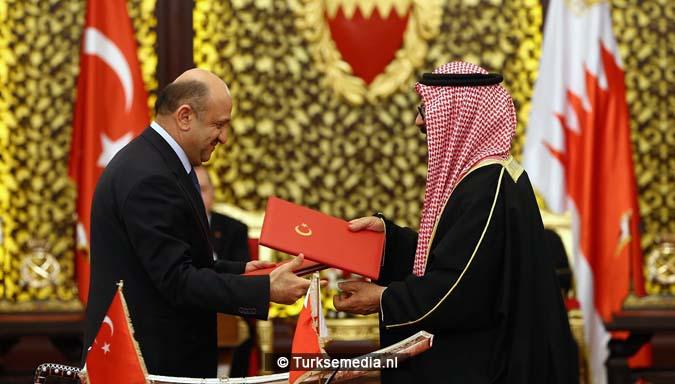 Turkije en Bahrein tekenen meerdere verdragen 'Moslims, verenig' 4