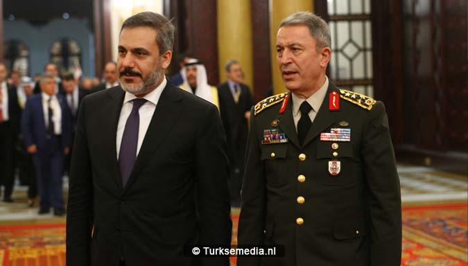 Turkije en Bahrein tekenen meerdere verdragen 'Moslims, verenig'7