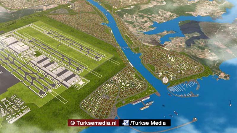 Turkije gaat drie eilanden maken