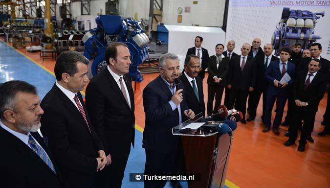 Turkije gaat eigen hogesnelheidstreinen bouwen2