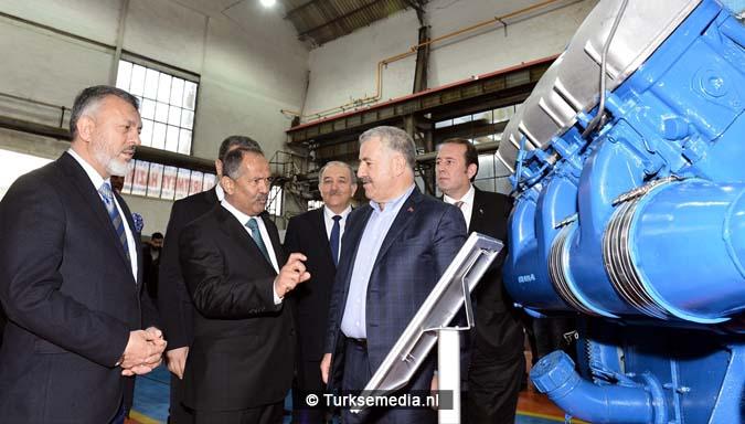 Turkije gaat eigen hogesnelheidstreinen bouwen3