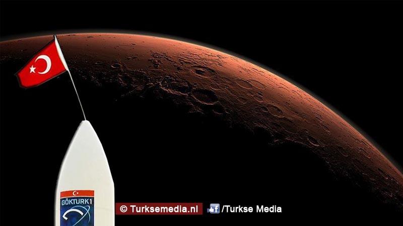Turkije stap dichter bij eigen ruimtevaartorganisatie 'Turkish Space Agency'