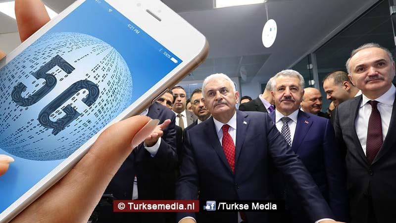Turkije wordt producent 5G-technologie