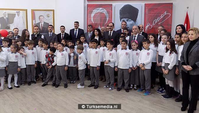 Turkije zet Qatar in lijst echte trouwe bondgenoten11
