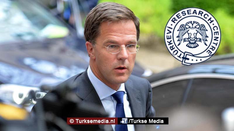Turks huis schrijft boze brief aan Rutte pijnlijk