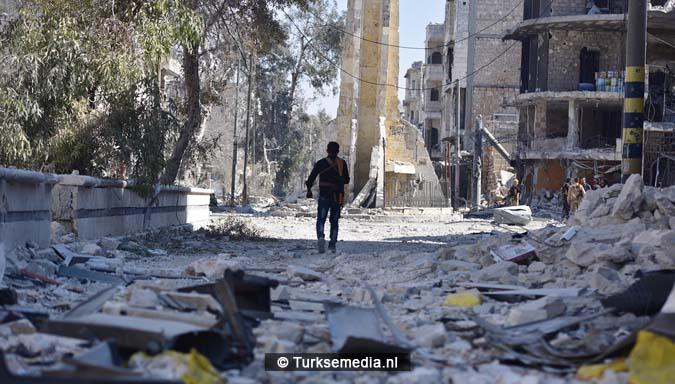 Zo vieren Syriërs de Turkse victorie op Daesh (IS)18