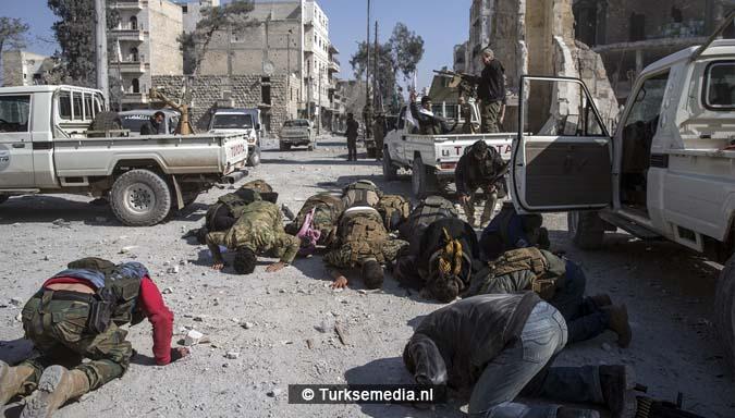 Zo vieren Syriërs de Turkse victorie op Daesh (IS)2