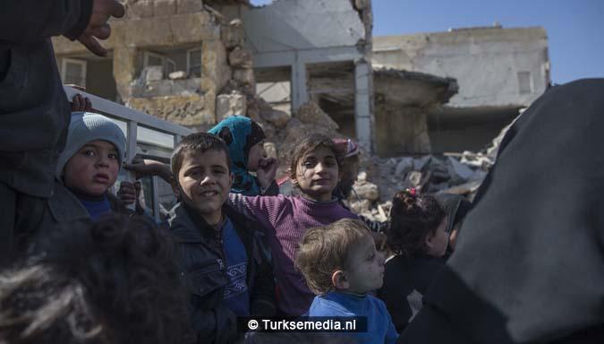 Zo vieren Syriërs de Turkse victorie op Daesh (IS)4