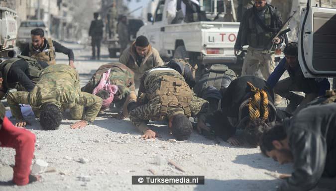 Zo vieren Syriërs de Turkse victorie op Daesh (IS)5
