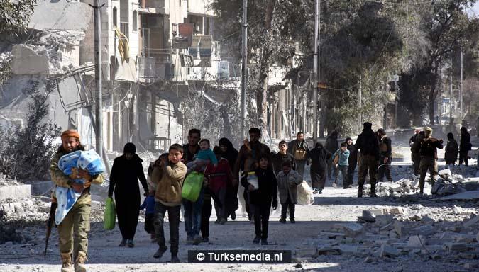 Zo vieren Syriërs de Turkse victorie op Daesh (IS)6