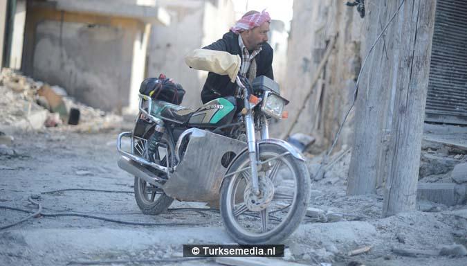 Zo vieren Syriërs de Turkse victorie op Daesh (IS)9