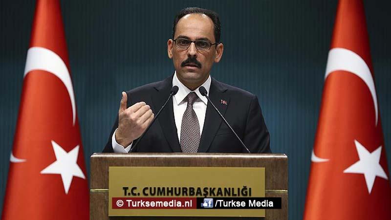 'Europa wil geen ja-uitkomst Turks referendum; dat bepalen jullie niet'