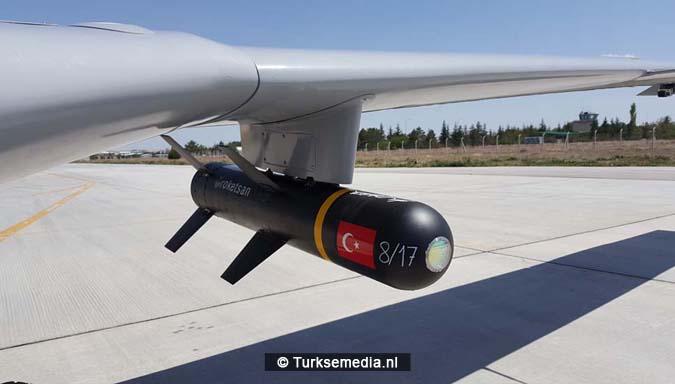 Boeing onder de indruk van Turkse drone3