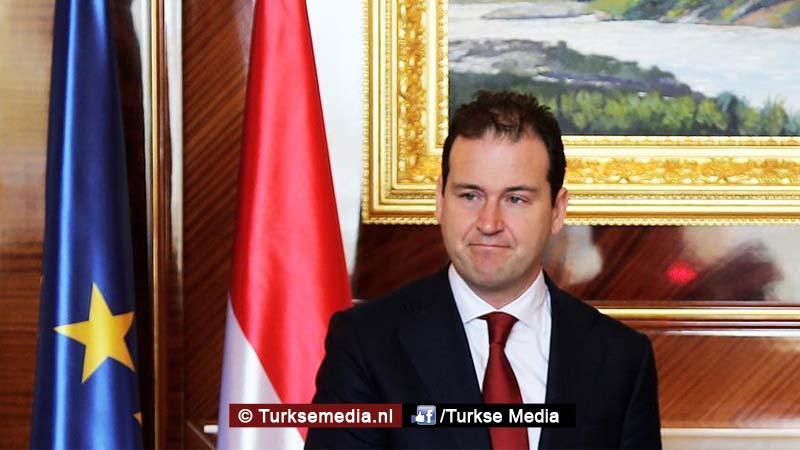 Dit vindt vicepremier Asscher van de commotie tussen Nederland en Turkije