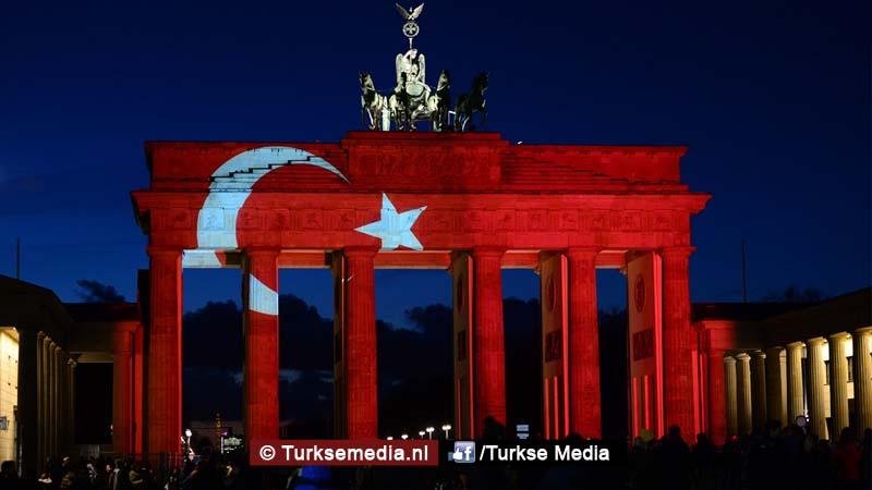 Duitsland valt door de mand wél toestemming nee-campagne CHP