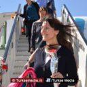 Eerste golf Zweedse toeristen: media praten onzin over Turkije (foto's)