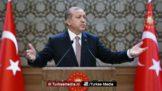 Erdoğan Mij 'dictator' noemen Ik noem jullie dan 'fascist' en 'nazi'