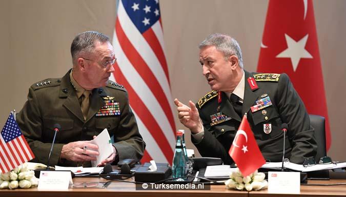 Legerleiders VS en Rusland naar Turkije 'Nieuwe wereldorde'4