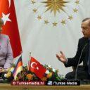 Merkel wil geen ruzie met Turkije