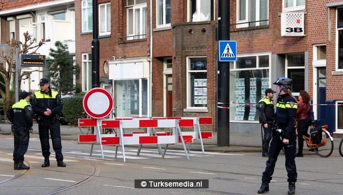 Nederland sluit weg af nu Turkse minister met auto komt 2