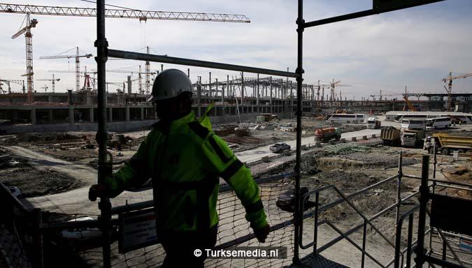 Turken bouwen keihard aan grootste megavliegveld terminal bijna klaar2