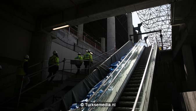 Turken bouwen keihard aan grootste megavliegveld terminal bijna klaar5