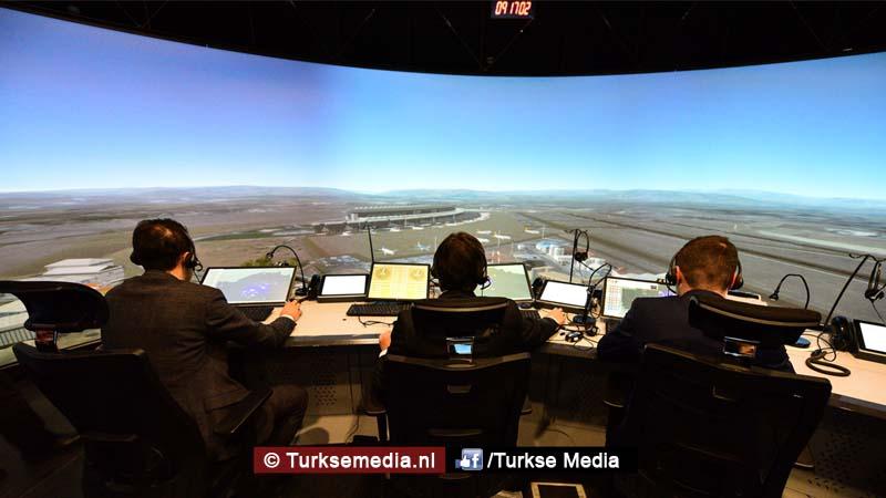 Turken bouwen nu ook hun eigen simulatoren verkeerstoren