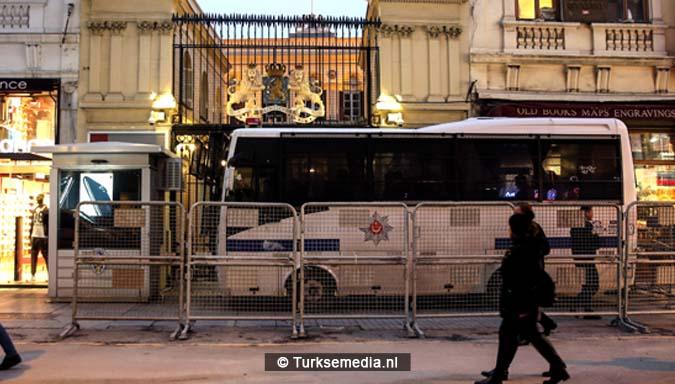 Turkije reageert Nederlandse ambassadeur niet welkom, wegen consulaat en ambtshuis Nederland Istanbul gesloten2
