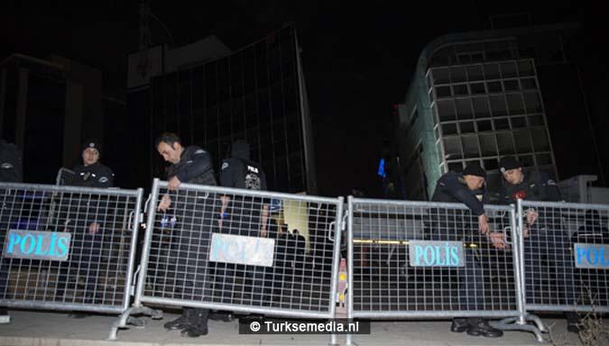 Turkije reageert Nederlandse ambassadeur niet welkom, wegen consulaat en ambtshuis Nederland Istanbul gesloten3