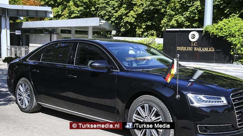 Turkije roept Duitse ambassadeur op het matje