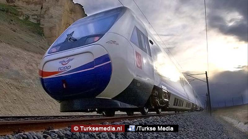 Turkije rondt spoorlijn af waar wereld op zit te wachten
