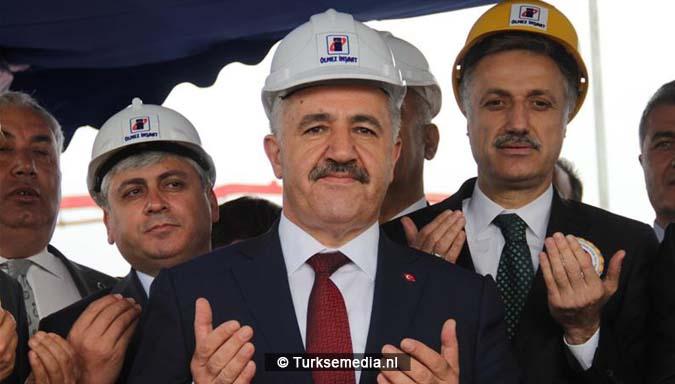 Turkije rondt spoorlijn af waar wereld op zit te wachten2