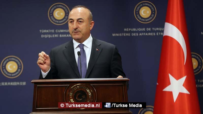 Turkije waarschuwt terroristen Wegwezen