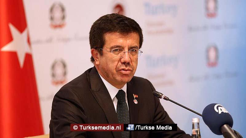Turkse minister Ik ga toch naar Duitsland