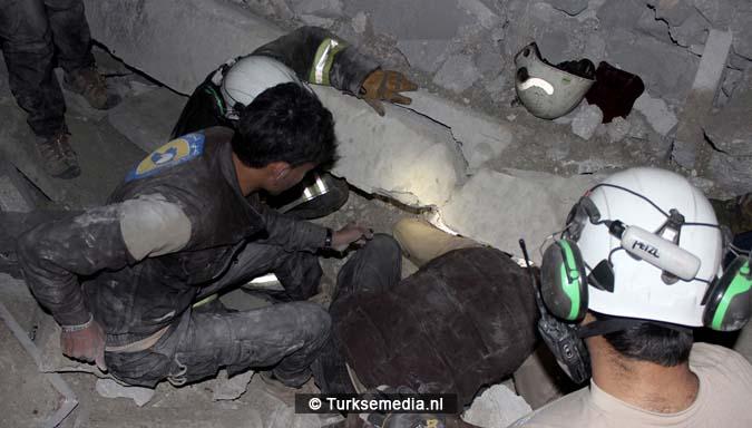 VS achter bloedbad Syrische moskee Aleppo 'Megablunder'3
