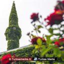 'Botanische' Turkse moskee trekt veel bezoekers