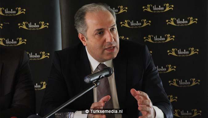 'Recordopkomst Turkse Nederlanders verwacht'1