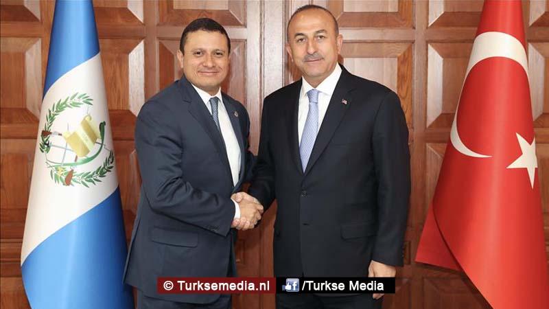 Dankbaar Centraal-Amerikaans land opent ambassade in Turkije