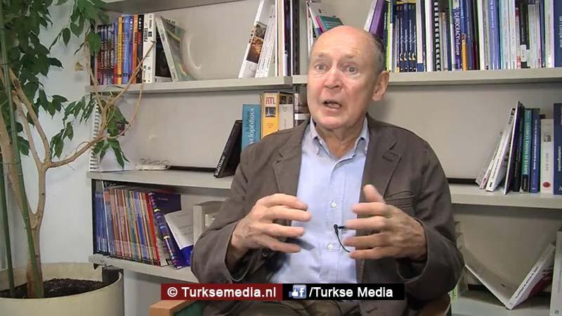 Erdogan dient aanklacht in tegen 'psychisch gestoorde' Franse politicoloog