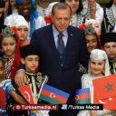 Feest: Turkije verwelkomt kinderen uit de hele wereld (mega-fotogalerij)