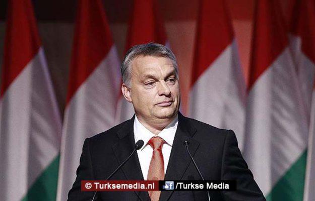 Hongarije steunt Erdogan: 'Anders zitten we straks allemaal in de problemen'