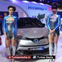 Istanbul krijgt nieuwste auto's over de vloer tijdens Autoshow 2017