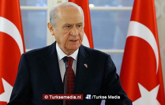 MHP-leider: Dit zetten we Europa betaald