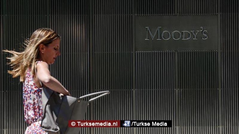 Moody's verhoogt groeiverwachting Turkije