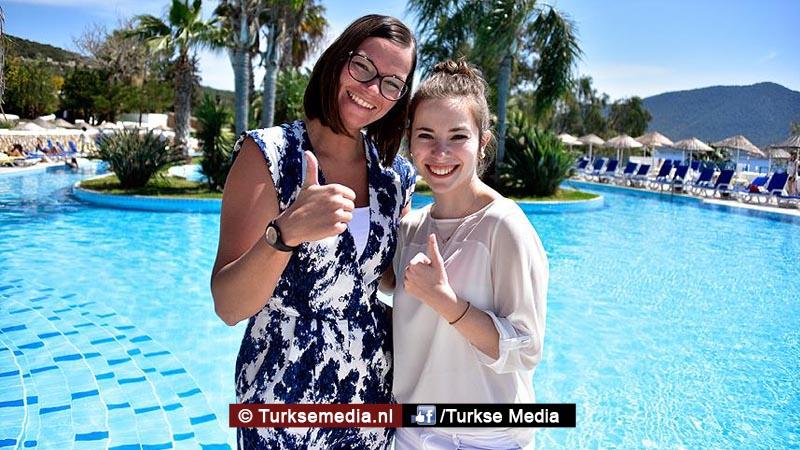 Nederlanders blijven op vakantie gaan naar Turkije